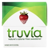 Image of Truvia - Nature's Calorie Free Erythritol Sweetener - 140 Packet(s)