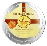 Mrs. Anderson's Baking - Pie Crust Shield 9.5 in. - 10 in. by Mrs. Anderson's Baking