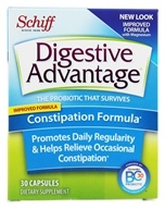 Schiff - Digestive Advantage Constipation Formula - 30 Capsules, from category: Nutritional Supplements