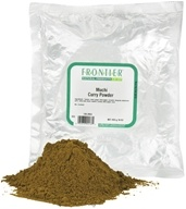 Frontier Natural Products - Curry Powder Muchi - 1 lb. by Frontier Natural Products