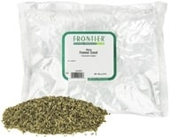 Frontier Natural Products - Fennel Seed Whole - 1 lb. - $6.87