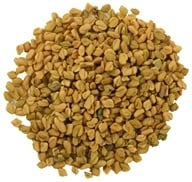 Frontier Natural Products - Fenugreek Seed Whole - 1 lb. (089836001467)
