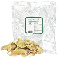 Frontier Natural Products - Ginger Pieces Crystallized - 1 lb. by Frontier Natural Products