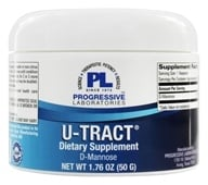 Image of Progressive Laboratories - U-Tract D-Mannose Powder - 1.76 oz.