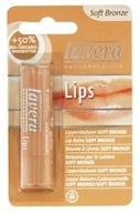 Image of Lavera - Lip Balm Soft Bronze - 0.15 oz.