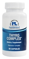 Image of Progressive Laboratories - Thyro Complex Glandular Complex - 90 Capsules
