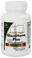Dr. Harris Original - Gluco-norm - 60 Capsules by Dr. Harris Original
