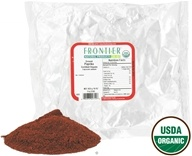 Frontier Natural Products - Paprika Ground Organic - 1 lb.