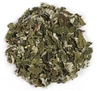 Image of Frontier Natural Products - Red Raspberry Leaf Cut & Sifted Organic - 1 lb.