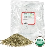 Frontier Natural Products - Burdock Root Cut & Sifted Organic - 1 lb. (089836008107)