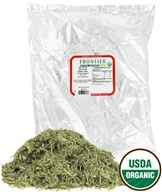 Image of Frontier Natural Products - Oat Straw Green Tops Cut & Sifted Organic - 1 lb.