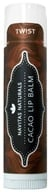 Navitas Naturals - Cacao Power Lip Balm Organic - 0.15 oz.