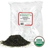 Frontier Natural Products - Bulk Darjeeling Tea Fancy Tippy Golden FOP Organic - 1 lb.
