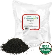 Frontier Natural Products - Bulk Irish Breakfast Tea Organic - 1 lb. - $18.61