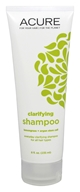 ACURE - Clarifying Shampoo Lemongrass + Argan Stem Cell - 8 oz. Formerly Keratin Boosting Everyday Shampoo
