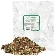 Frontier Natural Products - Soup Blend Vegetable Deluxe - 1 lb. - $14.15