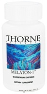 Thorne Research - Melaton 1 mg. - 90 Vegetarian Capsules (693749781028)