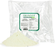 Frontier Natural Products - Broth Powder Chicken Flavor - 1 lb. (089836020109)