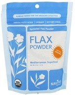 Navitas Naturals - Sprouted Flax Powder Certified Organic - 8 oz. (858847000499)