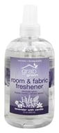 GrabGreen - Room & Fabric Freshener Lavender with Vanilla - 12 oz.