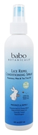 Babo Botanicals - Lice Repel Conditioning Spray Rosemary Tea Tree - 8 oz. - $12.59