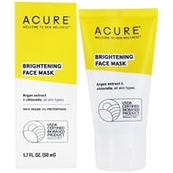 ACURE - Brightening Face Mask Argan Stem Cell + Chlorella - 1.7 oz.