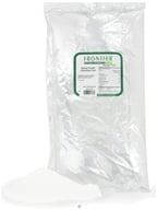 Frontier Natural Products - Baking Powder Double Aluminum Free - 5 lbs. (089836023131)