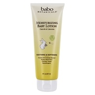 Image of Babo Botanicals - Moisturizing Baby Lotion Oatmilk Calendula - 8 oz.