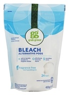 GrabGreen - Bleach Alternative 24 Loads Fragrance Free - 15.2 oz.
