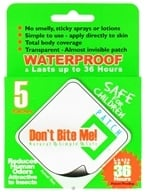 Don't Bite Me - Insect Repellent Patch - 5 Patch(es), from category: Personal Care