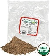 Frontier Natural Products - Cocoa Powder Dutch Organic - 1 lb., from category: Health Foods