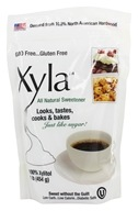 Image of Xylitol USA - Xyla All Natural Sugar Free Sweetener - 1 lb.