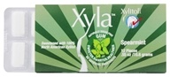 Xylitol USA - Xyla Naturally Sugar Free Gum Spearmint - 12 Piece(s)