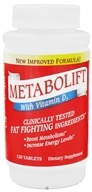 Image of Twinlab - Metabolift With Vitamin D3 - 120 Tablets