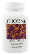 Thorne Research - Plantizyme - 90 Vegetarian Capsules (693749403029)