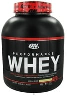 Optimum Nutrition - Performance Whey 50 Servings Vanilla Shake - 4.19 lbs. by Optimum Nutrition
