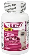 Deva Nutrition - Vegan Ceramide Skin Support - 60 Tablets, from category: Herbs