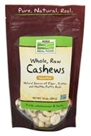 Image of NOW Foods - Cashews Raw - 10 oz.