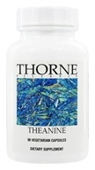 Thorne Research - Theanine 200 mg. - 90 Vegetarian Capsules (693749508014)