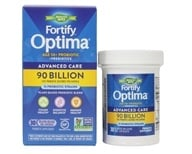 Nature's Way - Primadophilus Optima Max Bifido 90 Billion Active Probiotics - 30 Vegetarian Capsules (033674157855)