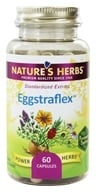 Image of Nature's Herbs - Power-Herbs Eggstraflex - 60 Capsules