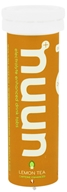 Nuun - Electrolyte Enhanced Drink Tabs Lemon Tea - 12 Tablets