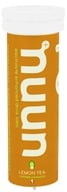 Image of Nuun - Electrolyte Enhanced Drink Tabs Lemon Tea - 12 Tablets
