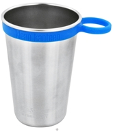 Klean Kanteen - Silcone Pint Cup Ring Blue - CLEARANCE PRICED