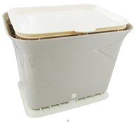 Image of Full Circle - Fresh Air Kitchen Compost Collector Cool Earth