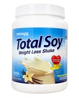 Naturade - Total Soy Meal Replacement Vanilla - 1 lb., from category: Diet & Weight Loss