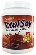Naturade - Total Soy Meal Replacement Chocolate - 1 lb. (079911023170)