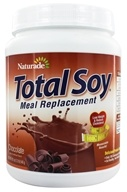 Naturade - Total Soy Meal Replacement Chocolate - 1 lb. by Naturade