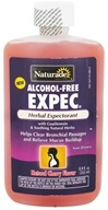 Naturade - Expec Herbal Expectorant Alcohol-Free Natural Cherry Flavor - 8.8 oz. by Naturade