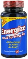 iSatori - Energize The All Day Energy Pill - 28 Tablets, from category: Nutritional Supplements